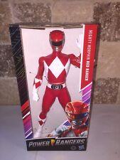 Hasbro Power Ranger Mighty Morphin Red Ranger