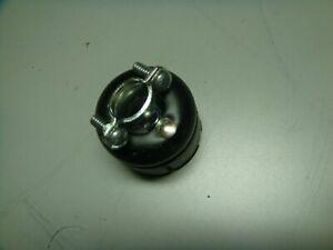 NOS Heathkit Yaesu Power Supply Octal 8 11 Pin Socket Shell Hood Cover-Free Ship