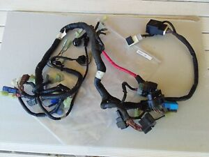 Yamaha 650 V Star wiring harness / loom with relays