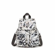 Kipling Small Backpack Firefly UP Shoulder Bag URBAN PALM Print SS2020  RRP £87