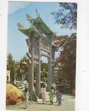 Haw Par Villa Singapore Postcard 227b