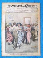 La Domenica del Corriere 14 agosto 1921 Principessa Mary - Aar - Macerata