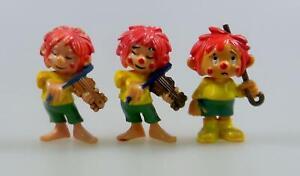 HPF Der kleine Kobold Pumuckl 1985 2x Musikant mit Regenkobold ORI LOOK