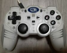 Game Elements Recoil PC Gaming White Retractable USB Wired Controller GGE909