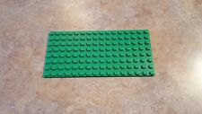 Lego Green Baseplate 8 x 16, part 3865