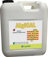 GOBBI - ALGICAL - CONC.I A BASE DI ELEMENTI SEC. - 5 L=5x1,31 kg CaO solub N 2 C