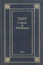 IL BARONE DI MUNCHHAUSEN - RASPE - BURGER - IMMERMANN