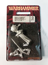 WARHAMMER - Chaos Caos - Sigvald the Magnificent Il Magnifico Blister NEW METAL