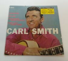 1956 Carl Smith Hall of Fame EP NM 45 RPM Record Hey Joe! This Orchid