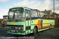 Ex Barton Transport, Chilwell with Skills, Nottm as LIW1337 Bus Photo Ref P1620