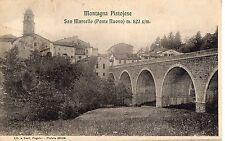 C000395  PISTOIA  MONTAGNA  PISTOIESE  SAN MARCELLO PONTE  NUOVO   VG  1922