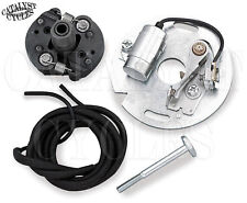 Harley Mechanical Advance Ignition Kit on Harley Condenser & Points for Harley
