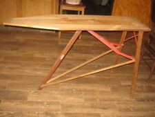 Vintage Plymouth Sturdy Built Products New York  Ironing Table Ironing Board