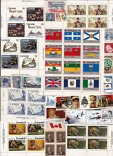 vintage MINT UNUSED FULL GUM CANADA Canadian postage stamps lot C42L  MNH