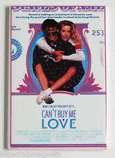 Can't Buy Me Love FRIDGE MAGNET (2 x 3 inches) movie poster patrick dempsey