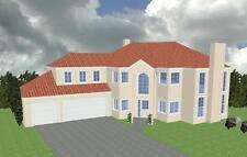 CAD file for plan JML005A .... house / home / construction / floor plans