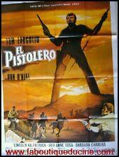 El pistolero poster cinema/movie poster laughlin