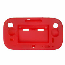 PROTECTION SILICONE TOTAL  - ROUGE -  POUR NINTENDO GAME PAD Wii U --- NEUF