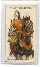 (Jl903-100) Wills,Arms & Armour,Armed Horse-Man With Mace,1910 #18