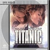 """TITANIC""-FILM SOUNDTRACK 2002-JAMES HORNER-CELINE DION-BRAND NEW CD"