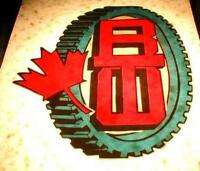 Bachman Turner Overdrive Maple Leaf T-Shirt Iron-On