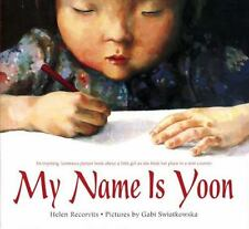MY NAME IS YOON - RECORVITS, HELEN - NEW BOOK