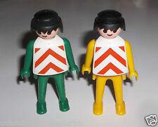 Vintage Geobra 1974 Playmobil Action Figure - Very Good Condition