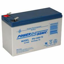 APC RBC17 - 12V / 9.0Ah S.L.A. Powersonic UPS Replacement Battery