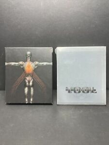 Tool - Salival DVD boxset 2000, RARE, 2 Disc (1 CD and 1 DVD), Artwork Book OOP