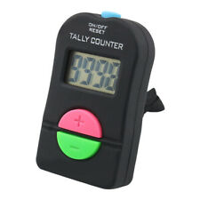 Mini LCD Electronic Digital Display Finger Hand Tally Counter Counting M7L3
