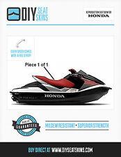 HONDA  R-12 R-12X MAROON Seat Skin Cover 04 05 06 07 FREE PDF MANUAL