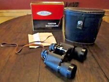 7 X 35 Peerless binoculars~extra wide angle~With box, case, caps~Excellent view