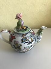 More details for paul cardew disney betty collection snow white dopey teapot