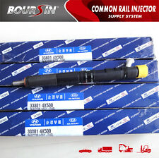 1 x Diesel Fuel INJECTOR of Hyundai Terracan Kia Carnival Sedona 33801 4X500 NEW