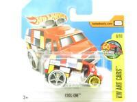 Hotwheels Cool-One HW Art Cars 72/365 Short Card 1 64 Scale Sealed New