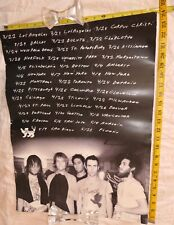Maroon Five Poster Early Tour
