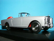 Bentley S2 Continental in Silver / Tan leather  Park/Ward Road Signature 1:43rd