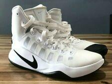 Nike Hyperdunk 2016 Basketball Shoes White/Black 844368-100  Men's Size 7