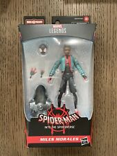 Marvel Legends Series - MILES MORALES Action Figure - BAF Stilt-Man - NIB!