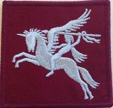Pegasus Badge, Patch, Airborne DZ Flash, Army, Military No-501