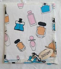 NUEVO 100% % Algodón Mujer Perfume SCENT Botellas Estampado Bufanda Por Juniper