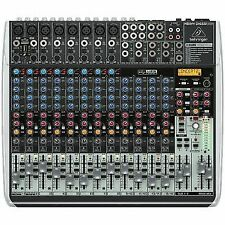 Behringer Qx2222usb 12 Channel Mixer - ZB756