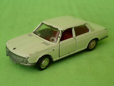 SCHUCO 829 830 BMW 2500 2800 - WHITE 1/66 - GOOD CONDITION