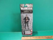 "The Walking Dead Series 5 MERLE ZOMBIE 5""in Action Figure w/Bayonet Hand 2014"
