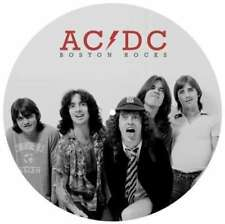AC/DC Picture Disc 33RPM Speed Music LP Records