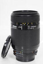 Nikon Nikkor AF 70-210mm f4-5.6 D Lens 70-210/4-5.6                         #796