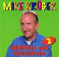 Mike Krüger - Welthits aus Quickborn 2  - NEU CD - Karl Dall - Ein Schwabe sein