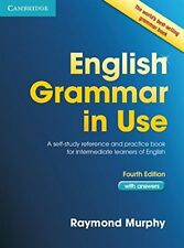 CAMBRIDGE English Grammar in Use for intermediate 4th Edition with answers book