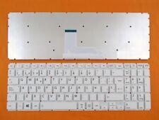 Teclado Español Toshiba L50-B series blanco sin marco     0150024-W