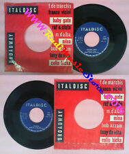 LP 45 7'' MINA Eclisse twist Renato italy ITALDISC MH 115 no cd mc vhs